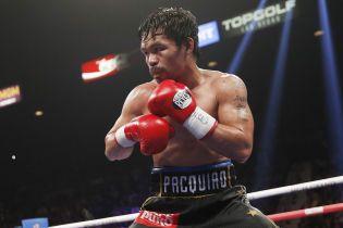 Дом известного боксера ограбили прямо во время боя