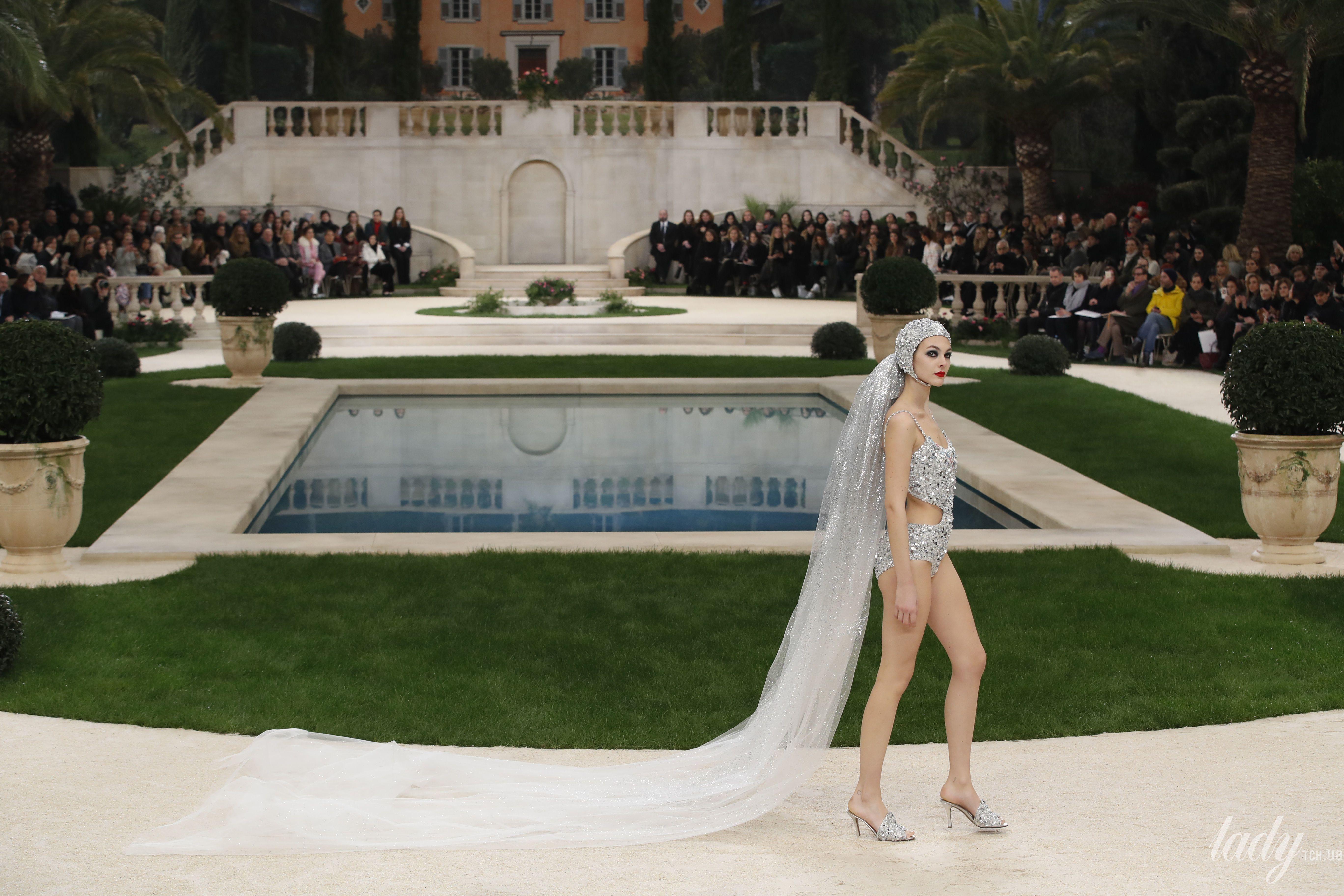 Показ Chanel Haute Coutur_1