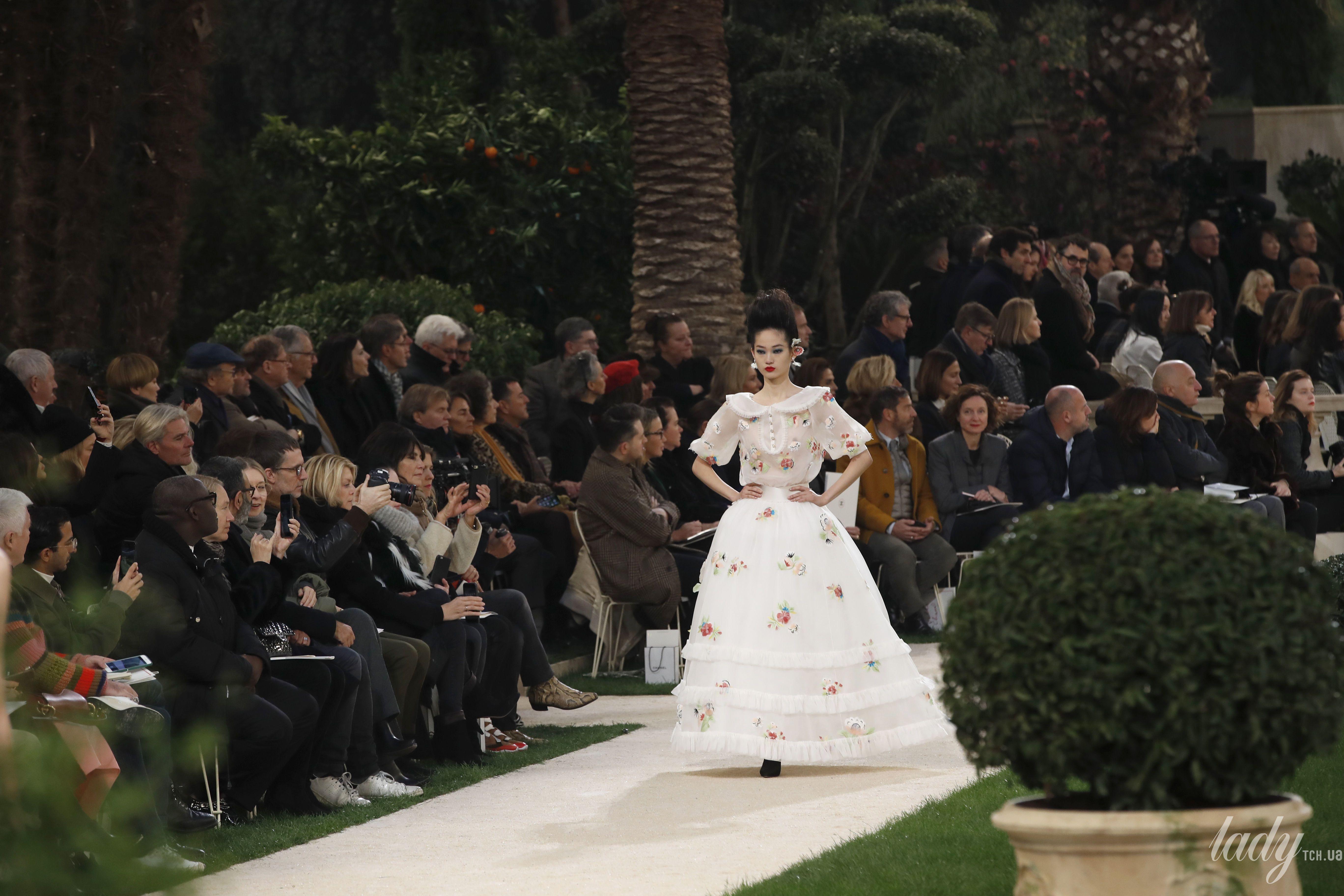Показ Chanel Haute Coutur_4