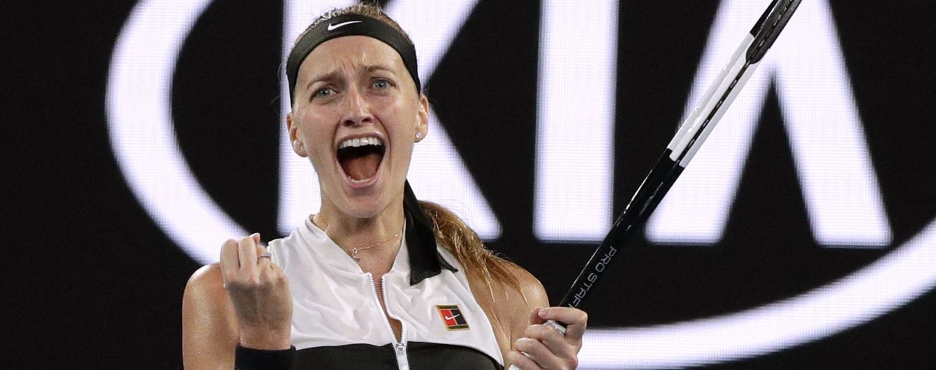 Визначилася перша півфінальна пара Australian Open-2019 у жінок