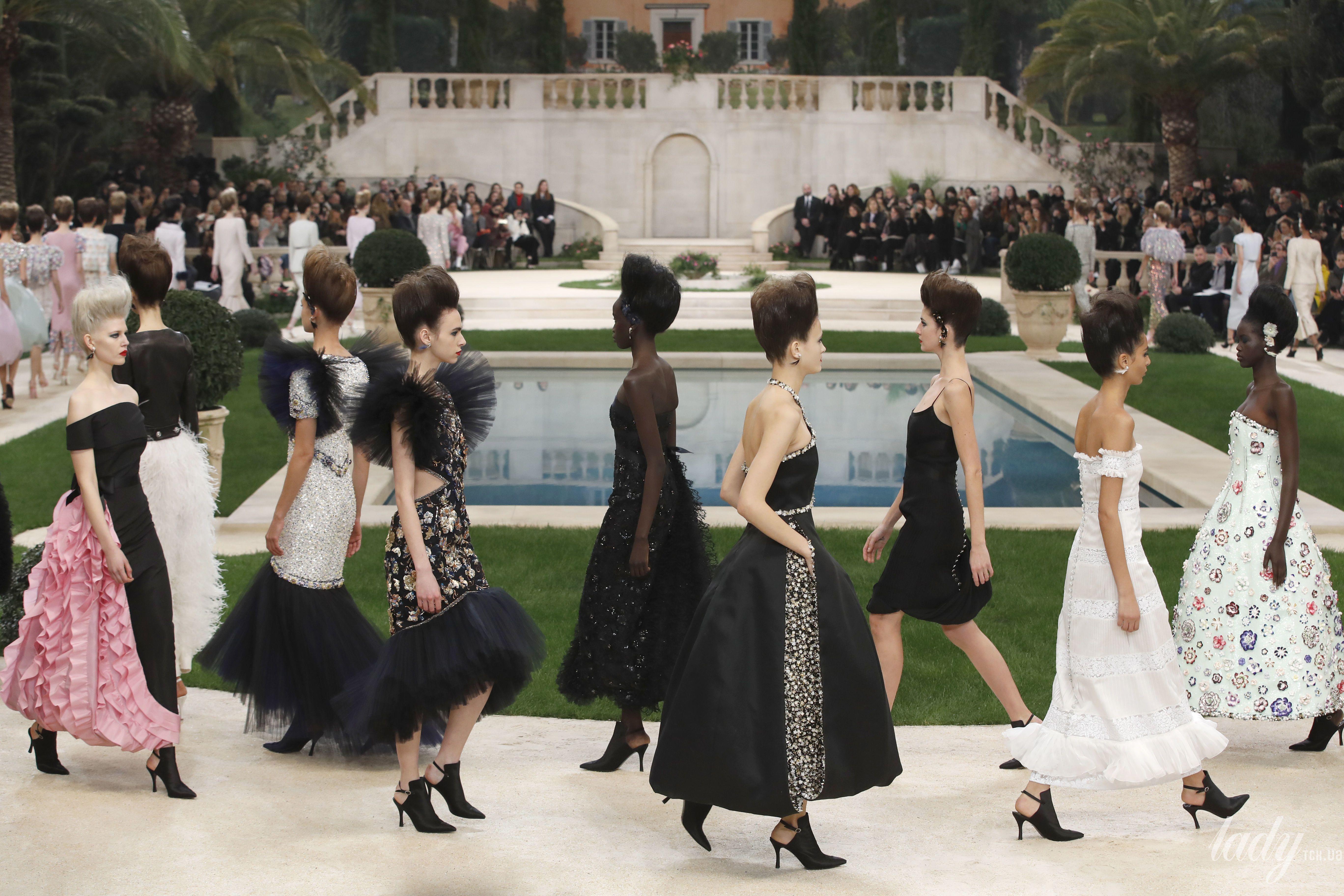 Показ Chanel Haute Coutur_7