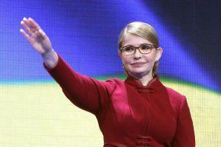 Тимошенко выдвинули в президенты
