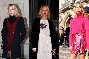 Така різна принцеса Марія-Олімпія: битва трьох образів з Паризького тижня моди