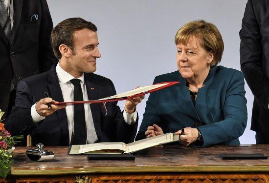 Німеччина та Франція підписали новий договір про дружбу і співпрацю