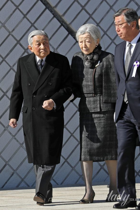 Император Японии Акихито и императрица Митико_2