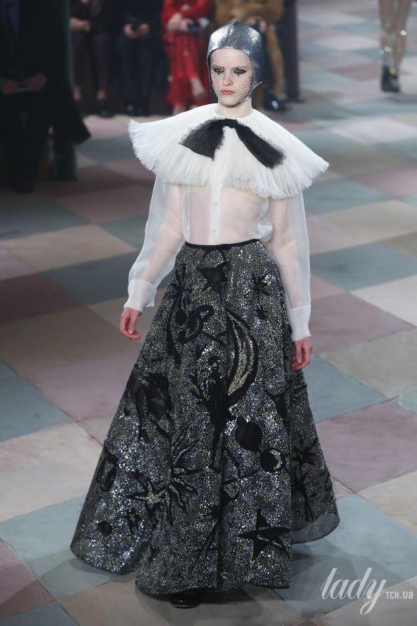 Коллекция Christian Dior Couture весна-лето 2019_8