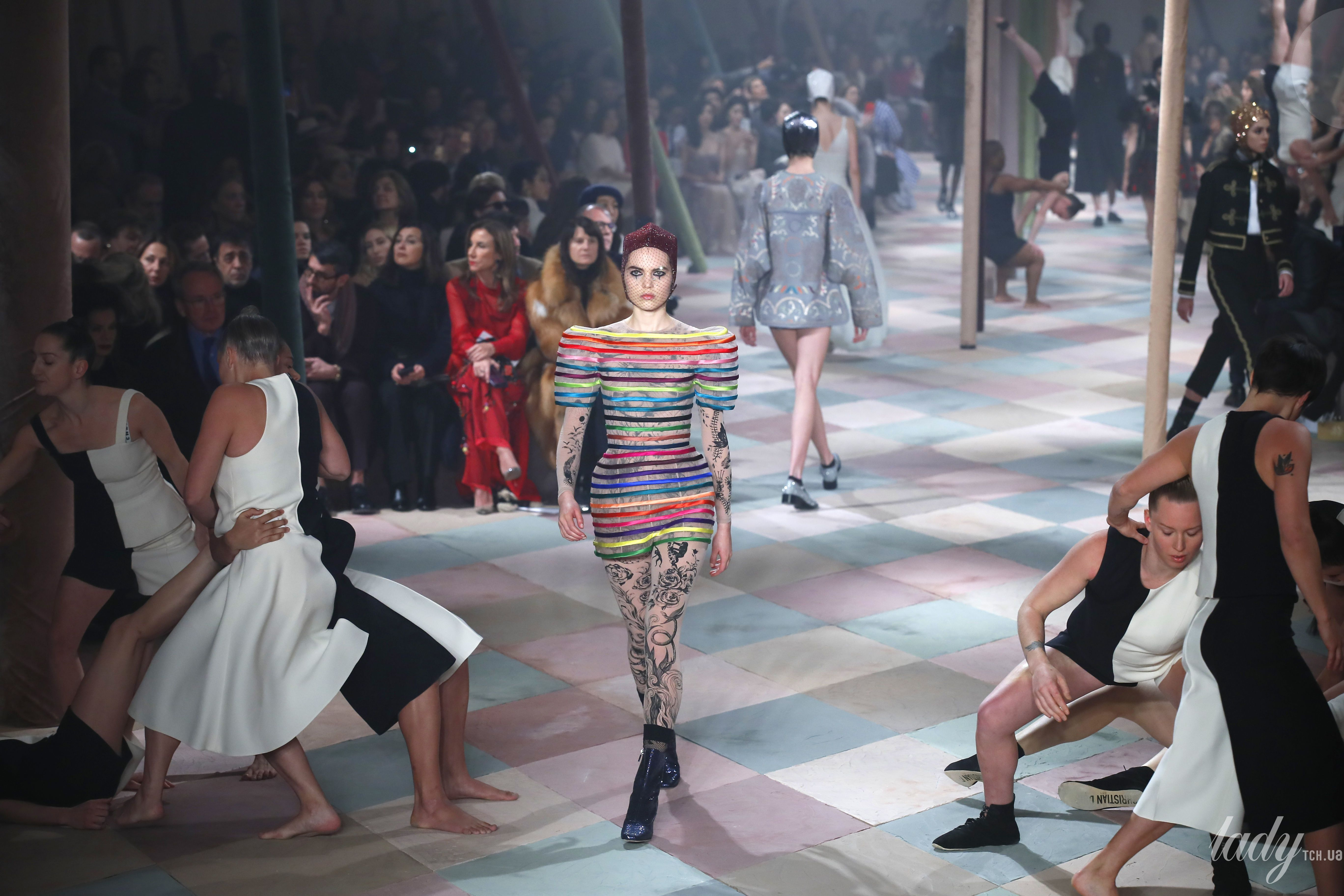 Коллекция Christian Dior Couture весна-лето 2019_2