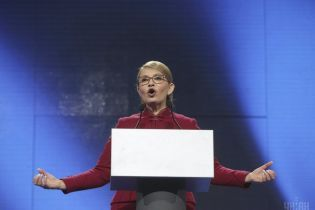 """Тимошенко заявила, что в случае ее поражения на выборах никаких """"майданов"""" не будет"""