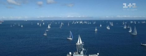 Українські яхтсмени перепливли Атлантику, попри небезпеки і 4-метрові хвилі