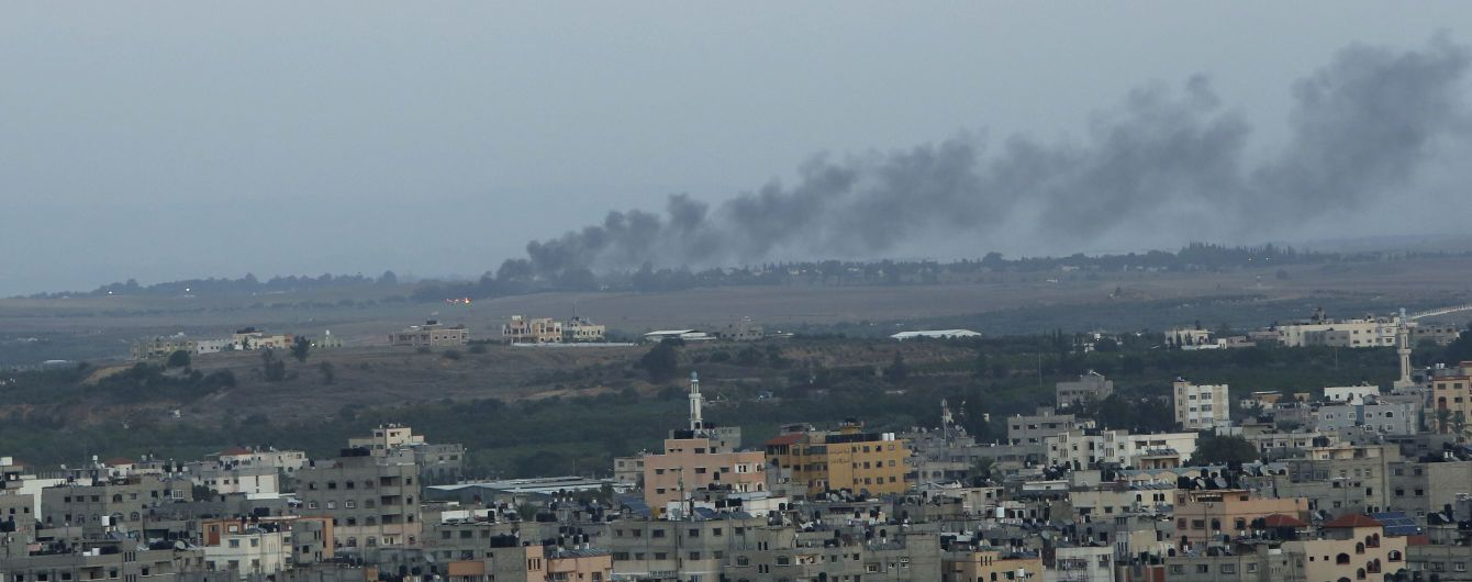 Израильские военные подтвердили атаку по целям в секторе Газа в ответ на обстрелы