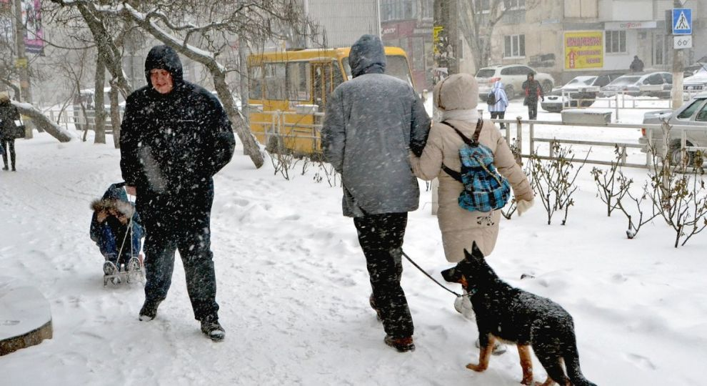 Погода на среду: синоптики объявили штормовое предупреждение