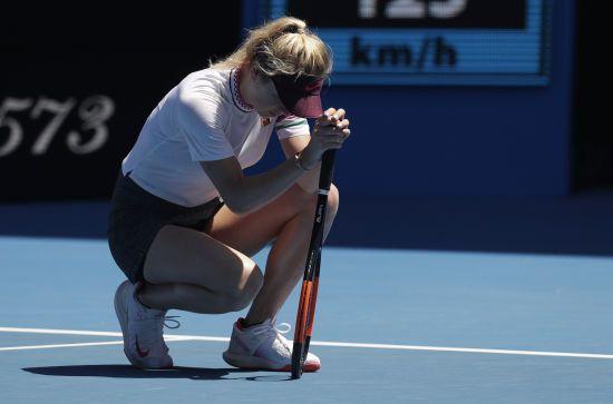 Світоліна і Серена Вільямс вилетіли з Australian Open