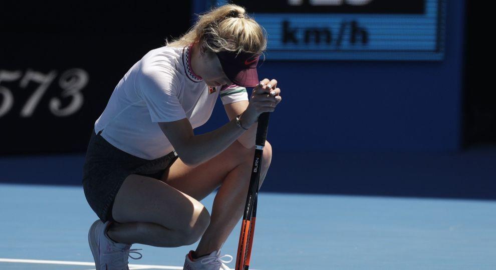 Свитолина проиграла Халеп и вылетела из турнира в Катаре