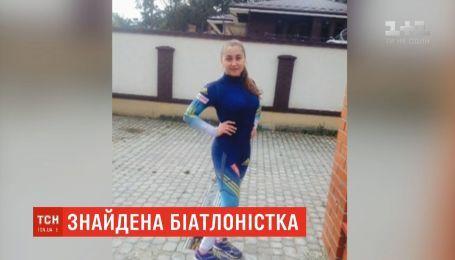 Во Львове нашлась спортсменка, которую искала полиция, Нацгвардия и кинологи
