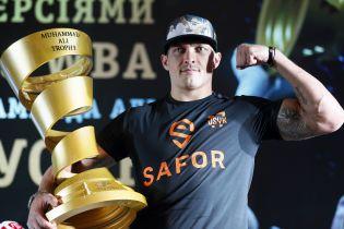 Усик стал вторым в рейтинге лучших чемпионов в истории WBC