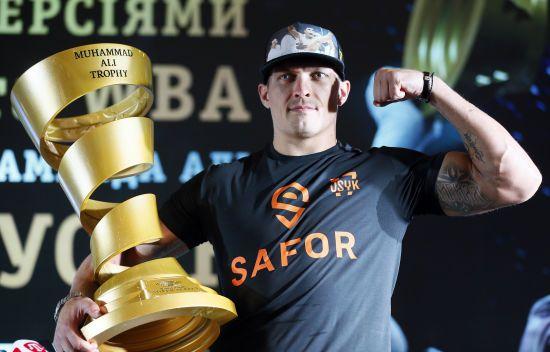 Усик став другим у рейтингу найкращих чемпіонів в історії WBC