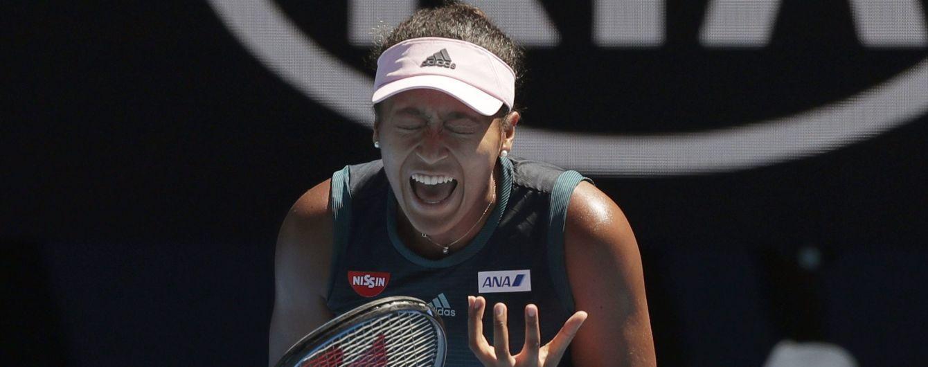 Мухи атакували кривдницю Світоліної у чвертьфіналі Australian Open