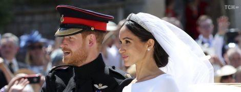 Долг в 5 миллионов фунтов: от Меган Маркл и принц Гарри требуют вернуть деньги за свадьбу