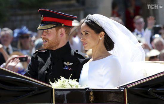 Анна Вінтур оцінила весільну сукню герцогині Меган
