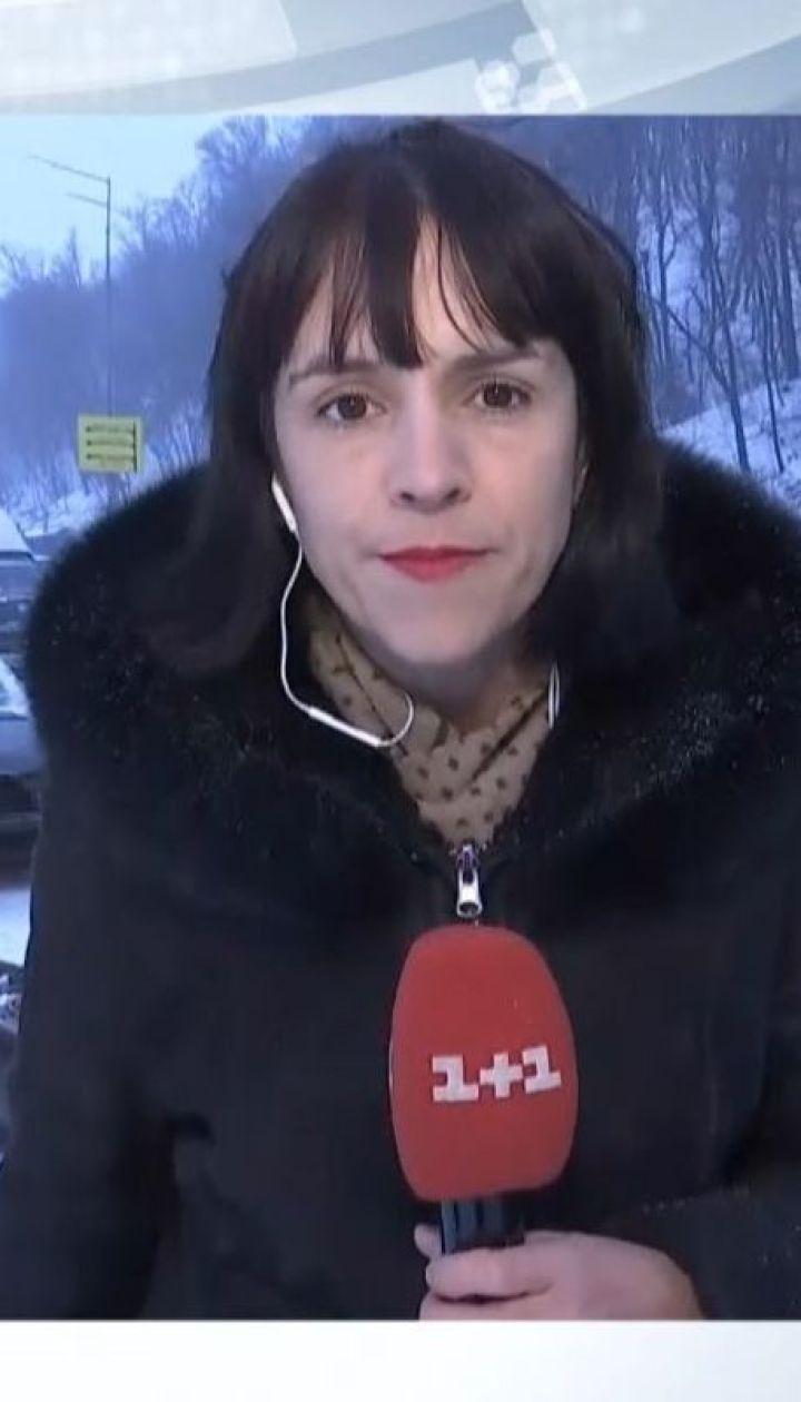Через снігопад столичним водіям радять за можливості не сідати за кермо