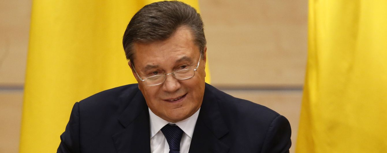 """Доповідь Мюллера: Янукович передавав Манафорту """"мирний план"""" щодо Донбасу та прагнув заручитися підтримкою Трампа"""