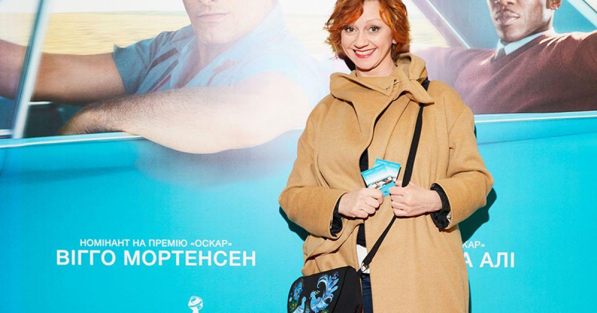 "Римма Зюбіна @ Кінотеатр ""Оскар"""