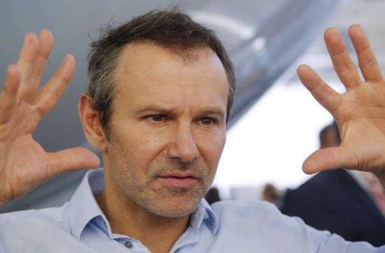 """Вакарчук назвав п'ять ключових пунктів програми партії """"Голос"""""""