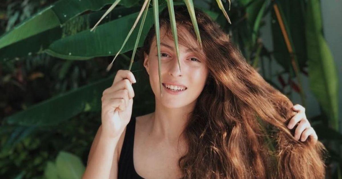 Довгокоса донька Олі Полякової у купальнику попрощалася з Таїландом