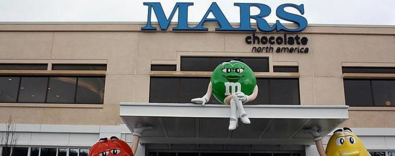 Производитель M&M's планирует удвоить выручку в ближайшие 10 лет