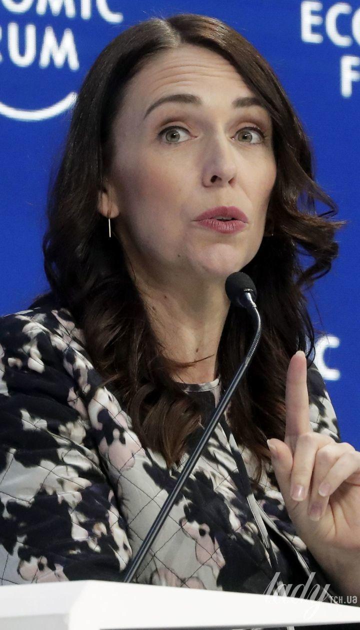 Джасинда Ардерн