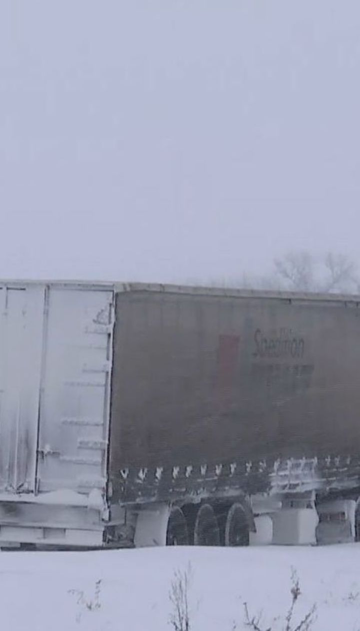 На Кировоградщине уровень снежного покрова достигает полуметра