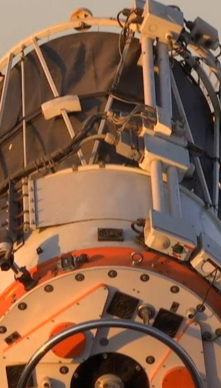 В Одессе астрономы собственноручно сконструировали уникальный телескоп