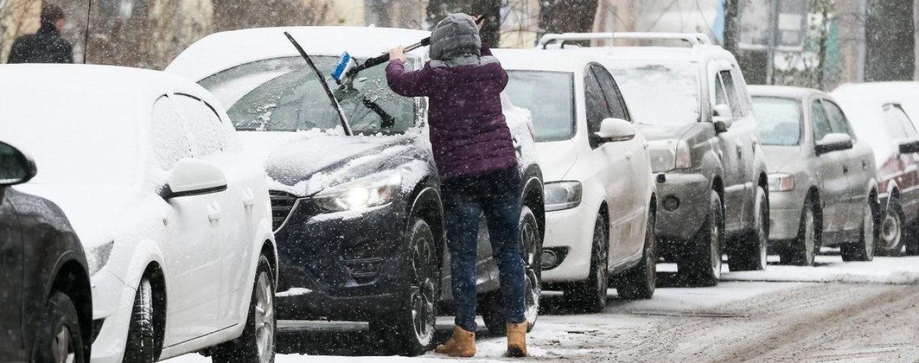 Вечірній Київ 23 січня зупинили десятибальні затори. Мапа