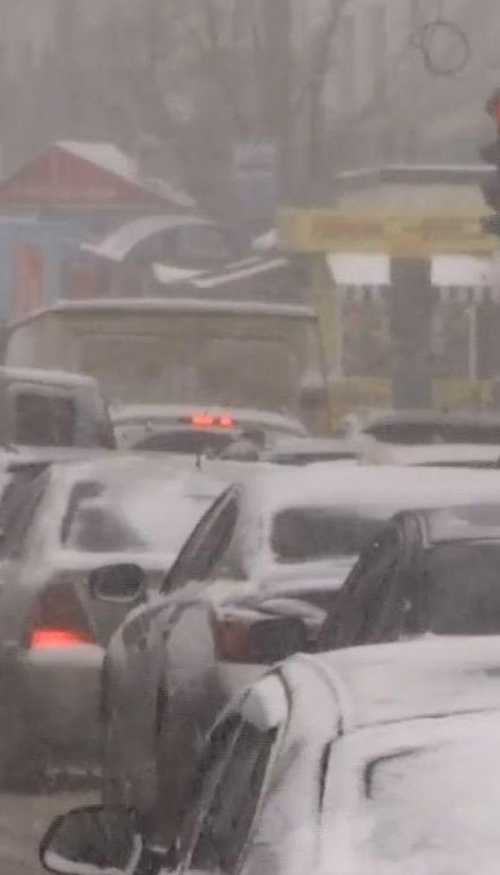 Негода у Києві: чи пройде влада черговий іспит снігом
