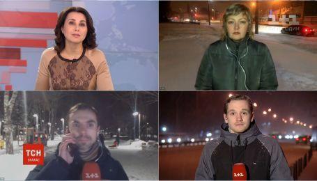 Украину засыпает снегом: какова ситуация в Винницкой, Кировоградской областях и в столице