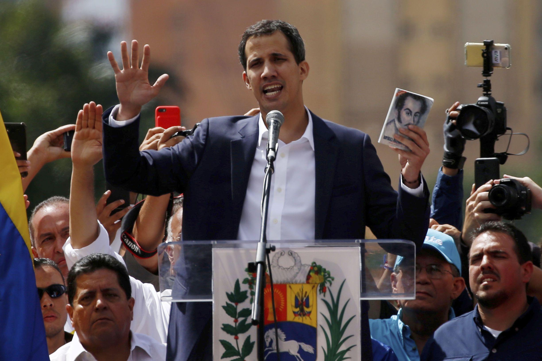 Хуан Гуйадо, Венесуела