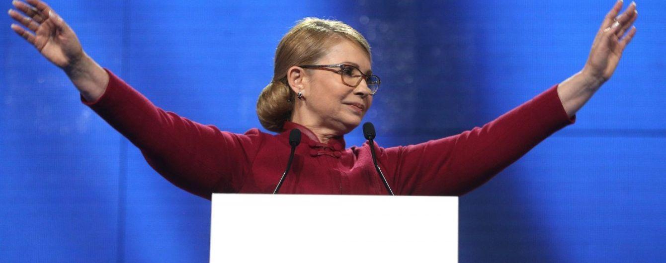 """ЗМІ викрили """"Батьківщину"""" у сумнівному фінансуванні. Тимошенко у відповідь звинувачує владу"""