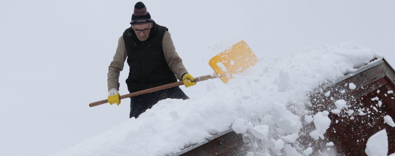 Непогода уносит жизни европейцев, погиб 21 человек