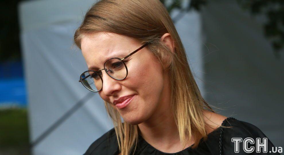 Ксенія Собчак вперше прокоментувала бійку Віторгана з ймовірним коханцем