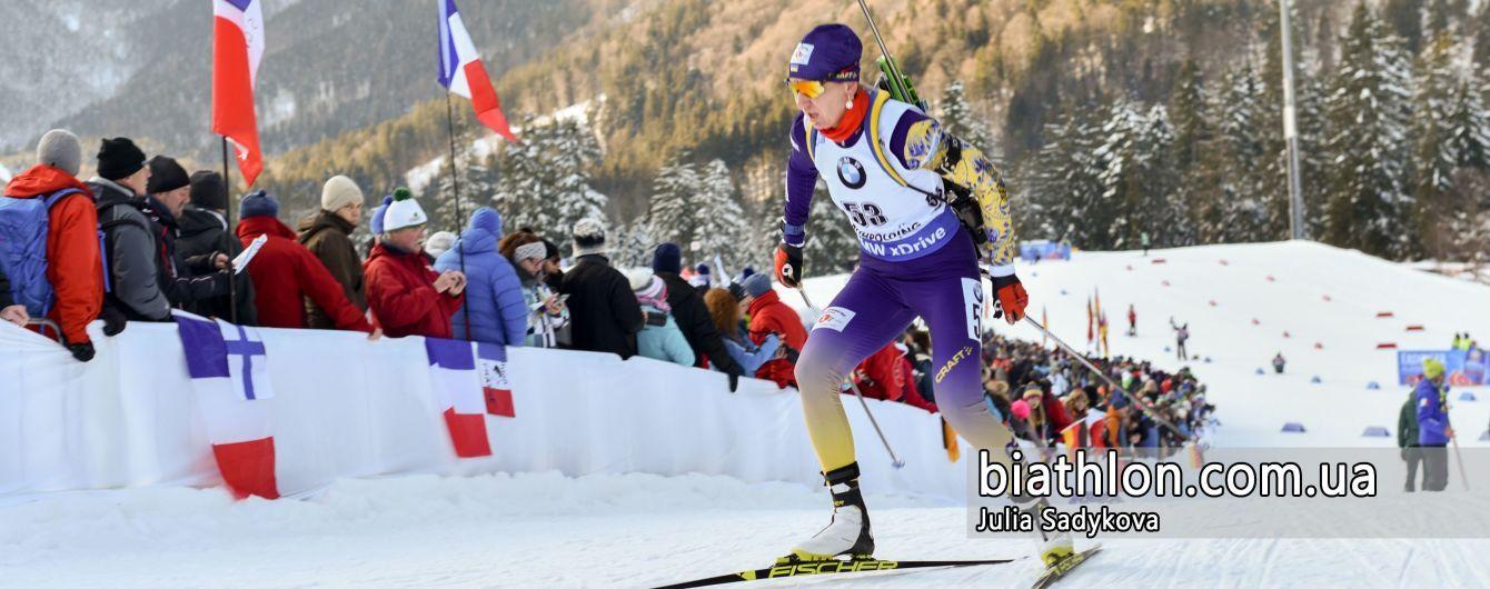 Біатлон. Спринтерські гонки на Кубку світу в Канаді перенесені через морози