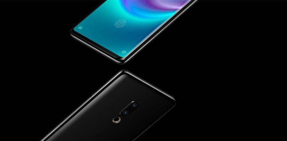 Meizu, смартфон без отворів