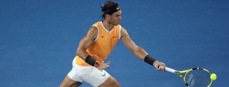 Надаль закончил сказку Циципаса на Australian Open и вышел в финал