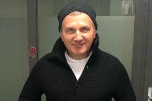 Юрій Горбунов показав, як з маленьким синочком радів зимі