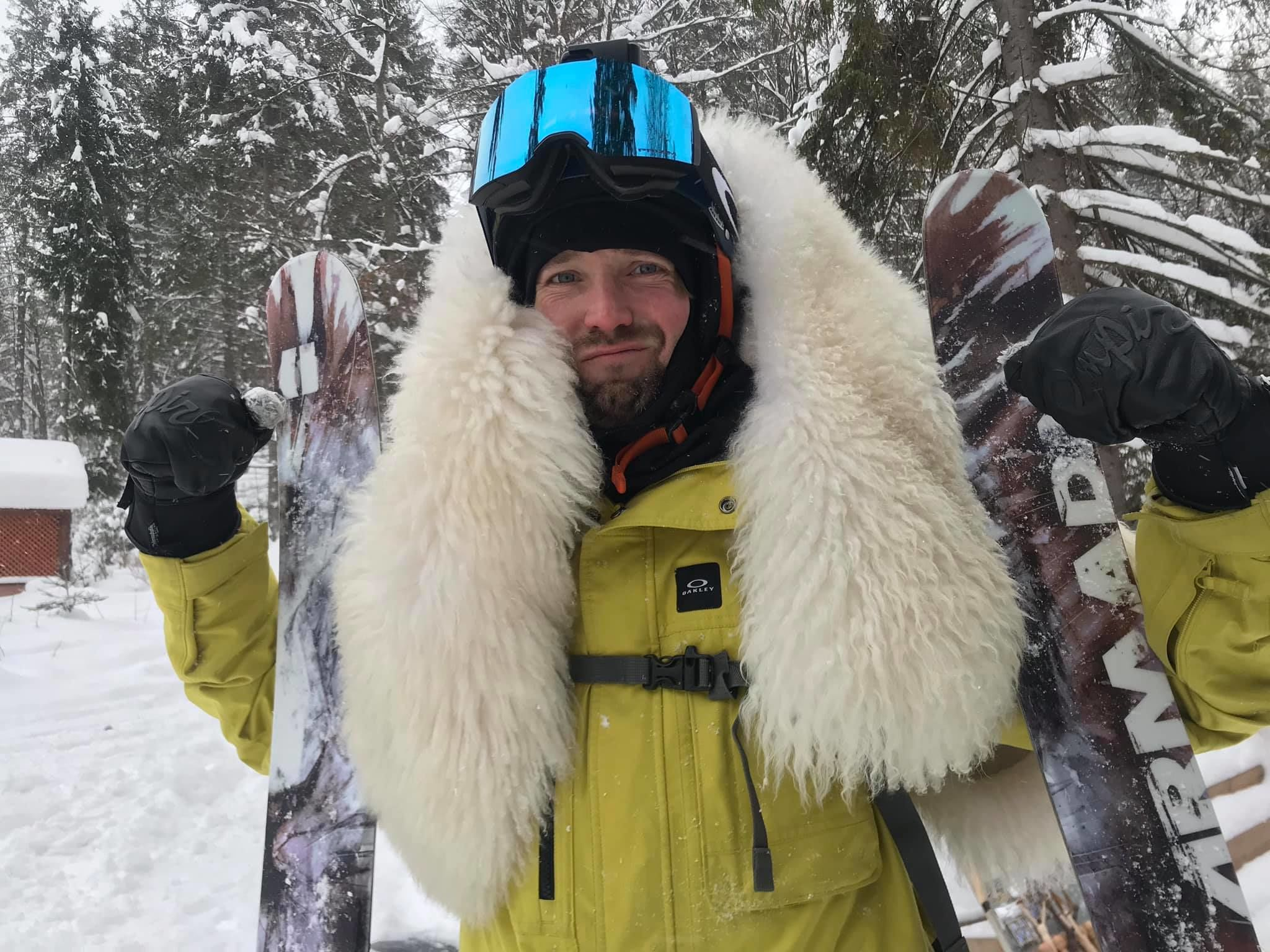 лижник Ігор Грищенко