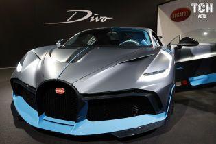 Гиперкары Bugatti Divo распродали по 7,9 млн евро