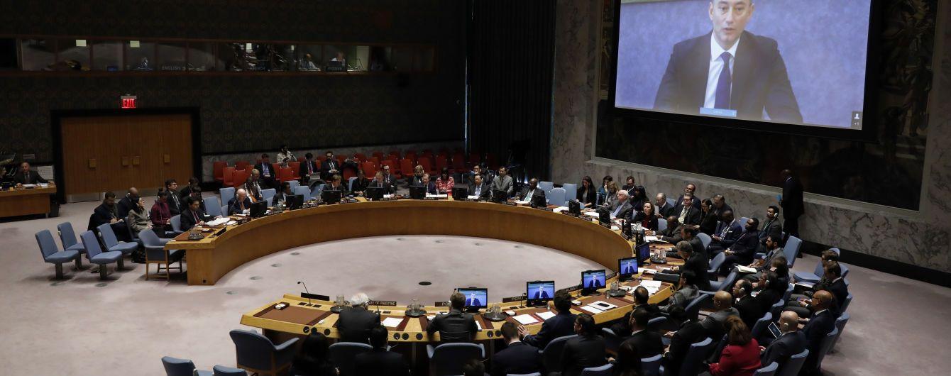 Совбез ООН проголосовал против проведения внеочередного заседания относительно закона о украинском языке