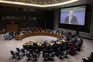 Радбез ООН проголосувала проти проведення позачергового засідання щодо закону про українську мову