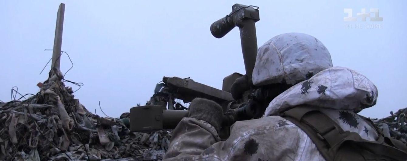 За минувшие сутки двух оккупантов уничтожено, четверо получили ранения - разведка ООС