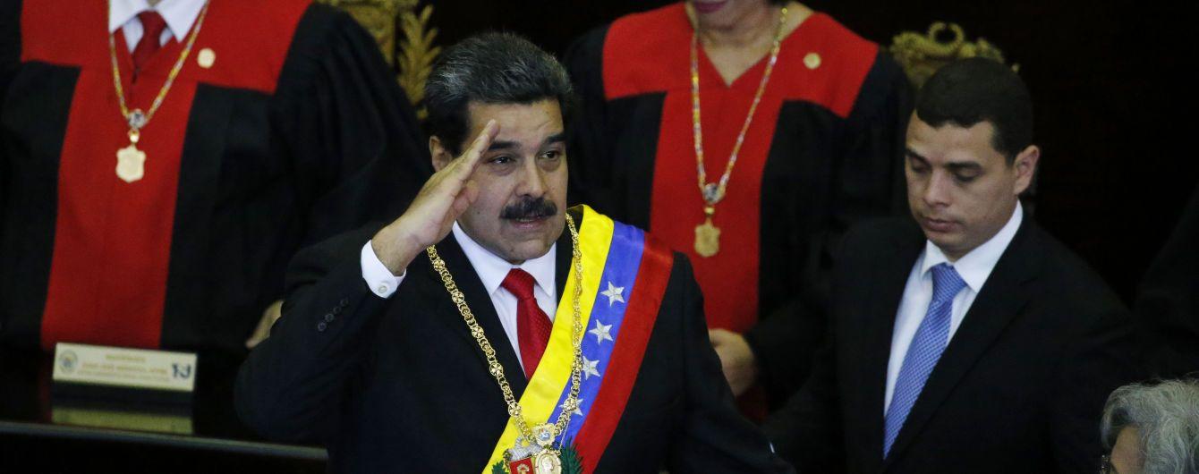 Мадуро отказался покидать свой пост, но согласен на помощь международных посредников