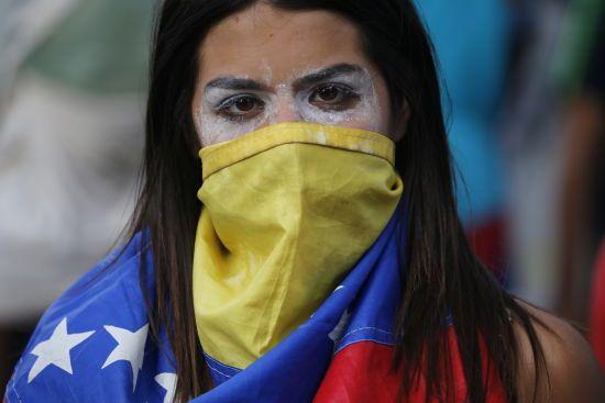 Посольство США у Венесуелі не виключає можливого продовження протестів